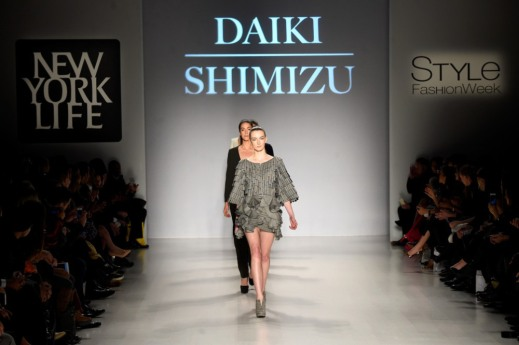 Style Fashion Week Benefiting Charity Water