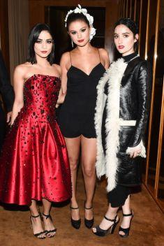 Vanessa Hudgens, Selena Gomez and Jillian Banks